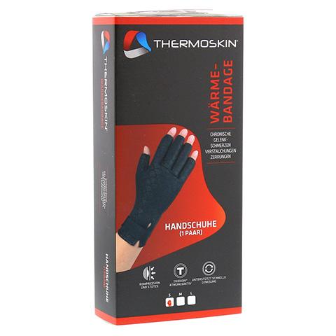 THERMOSKIN Wärmebandage Handschuhe S 2 Stück