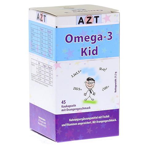 OMEGA 3 Kid Kautabletten 45 Stück
