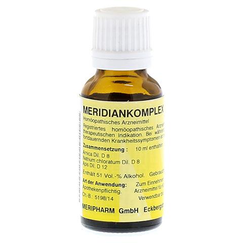 MERIDIANKOMPLEX 11 Tropfen zum Einnehmen 20 Milliliter N1