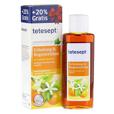 TETESEPT Erholung & Regeneration Bad 125 Milliliter