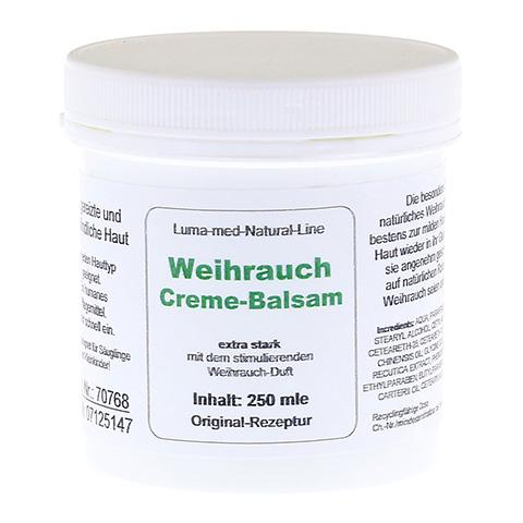 WEIHRAUCH CREME-BALSAM 250 Milliliter