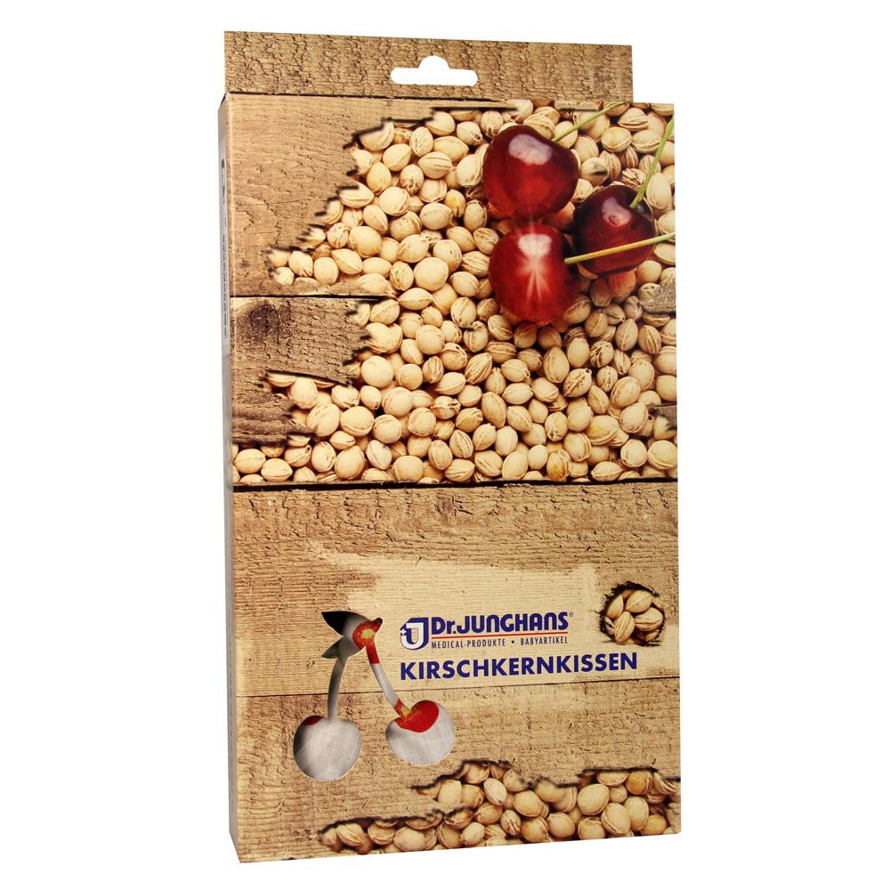 rot 1 St/ück medesign Kirschkernkissen Nackenh/örnchen