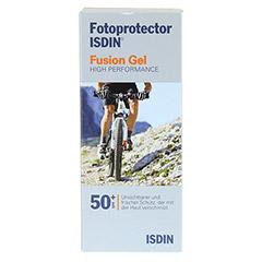 ISDIN Fotoprotector Fusion Gel SPF 50+ 100 Milliliter - Vorderseite