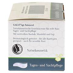 GAEA Age Balanced+Gratis GAEA Gesichtscreme 2x50 Milliliter - Linke Seite