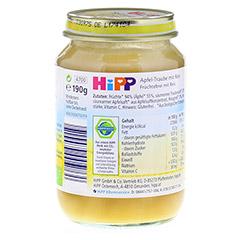 HIPP Frucht & Getreide Apfel-Traube m.Reis 190 Gramm - Linke Seite