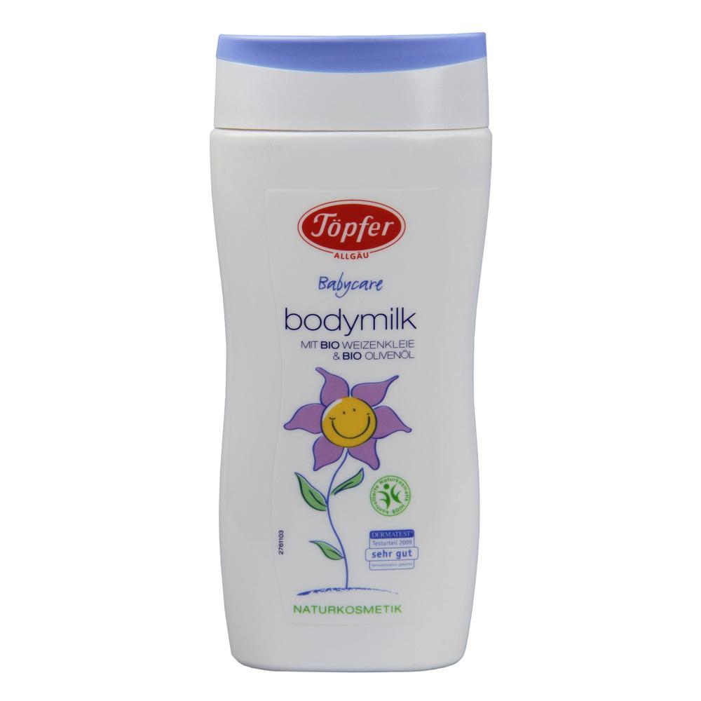 topfer-babycare-bodymilk-200-milliliter