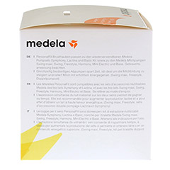 MEDELA Personal Fit Brusthaube Gr.XL 2 St 1 Packung - Rechte Seite