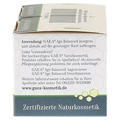 GAEA Age Balanced+Gratis GAEA Gesichtscreme 2x50 Milliliter - Rechte Seite