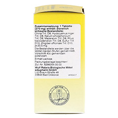 BIOGASTRIUM WR Tabletten 100 Stück N1 - Rechte Seite