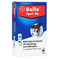 BOLFO Spot-On Fipronil 134 mg Lsg.f.mittelgr.Hunde 3 Stück