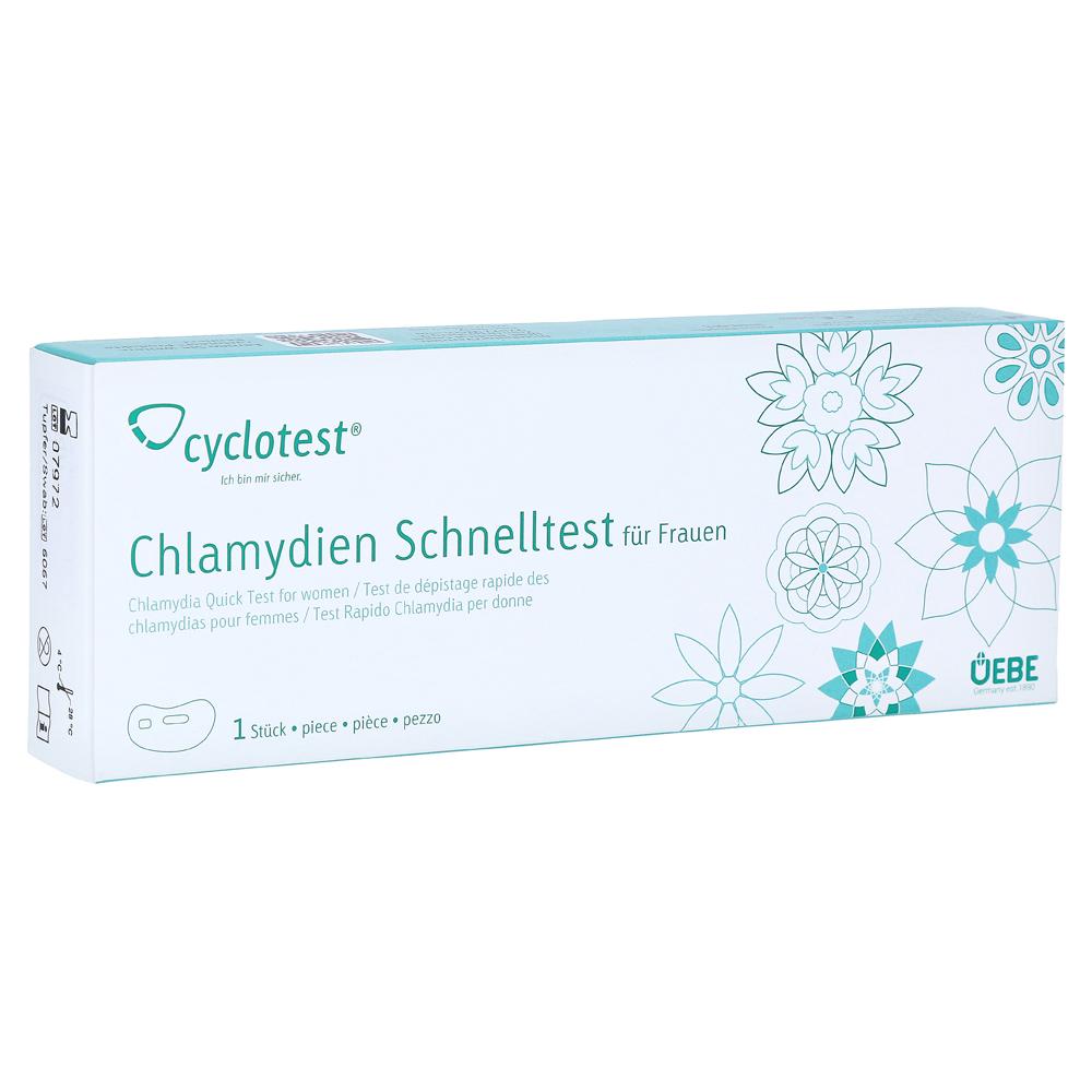 CYCLOTEST Chlamydien-Schnelltest, 1 St.