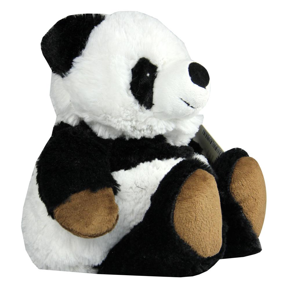 WÄRME STOFFTIER Panda YinYin schwarz/weiß 1 Stück