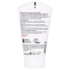 LAVERA 3in1 Reinigung Peeling Maske 125 Milliliter - Rückseite