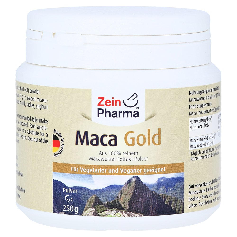 maca gold pulver 250 gramm online bestellen medpex versandapotheke. Black Bedroom Furniture Sets. Home Design Ideas