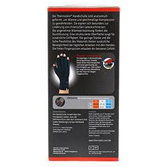 THERMOSKIN Wärmebandage Handschuhe S 2 Stück - Rückseite