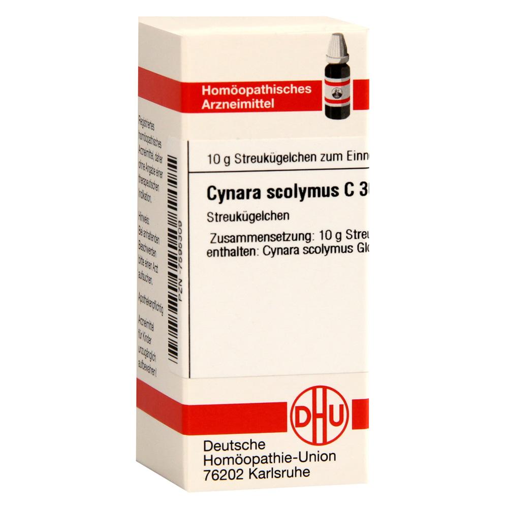 cynara-scolymus-c-30-globuli-10-gramm, 7.79 EUR @ medpex-de