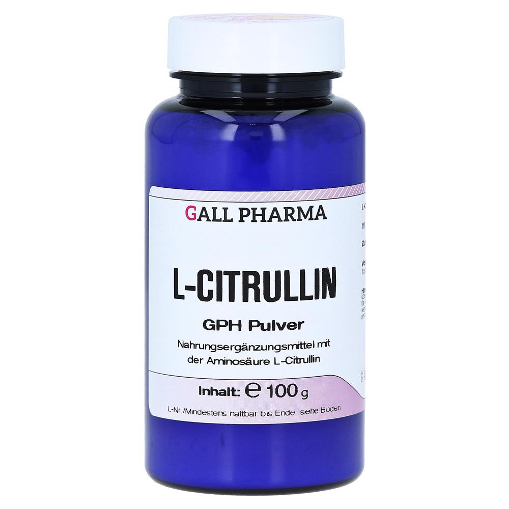 l-citrullin-gph-pulver-100-gramm