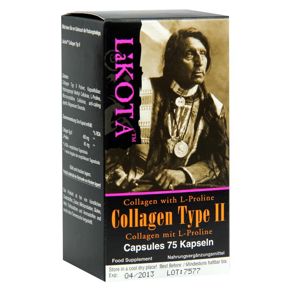 lakota collagen type ii kapseln 75 st ck online bestellen medpex versandapotheke. Black Bedroom Furniture Sets. Home Design Ideas