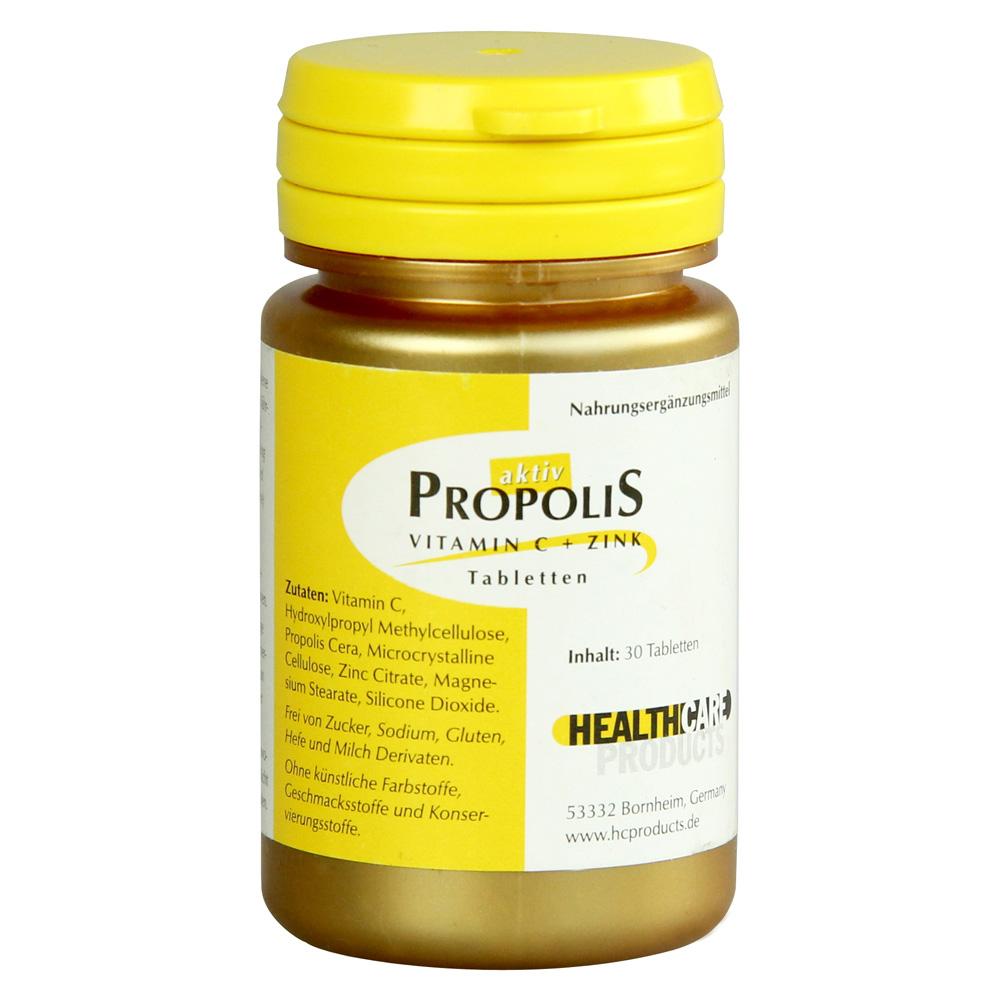 propolis vitamin c zink tabletten 30 st ck online. Black Bedroom Furniture Sets. Home Design Ideas