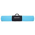 Schildkröt Fitness Yogamatte im Carrybag, blau