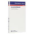 HANSAPOR steril Wundverband 9x15 cm 3 Stück