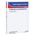 HANSAPOR steril Wundverband 8x10 cm 3 Stück