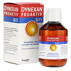 DYNEXAN Proaktiv 0,1% CHX Lösung 200 Milliliter