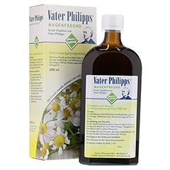 VATER PHILIPPS Magenfreund Liquidum 500 Milliliter