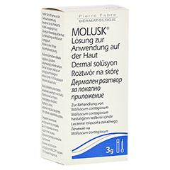 MOLUSK Lösung zur Anwendung auf der Haut 3 Gramm