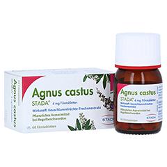Agnus castus STADA 4mg 60 Stück N2