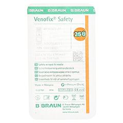 VENOFIX Safety Venenpunkt.25 G 0,5x19 mm 30 cm EU 1 Stück