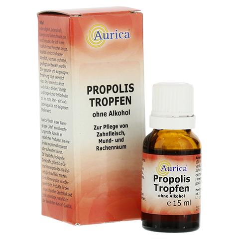 PROPOLIS TROPFEN ohne Alkohol 15 Milliliter