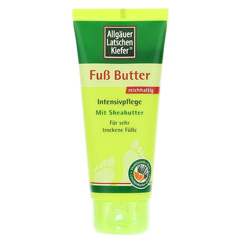 ALLGÄUER LATSCHENK. Fuß Butter Creme 100 Milliliter