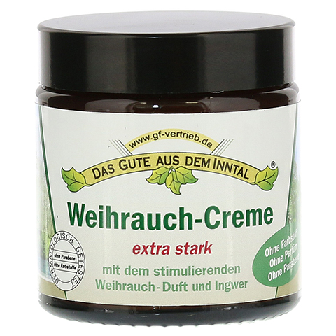 Weihrauch Creme Extra stark 110 Milliliter