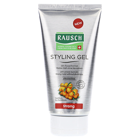 RAUSCH Styling Gel strong 150 Milliliter