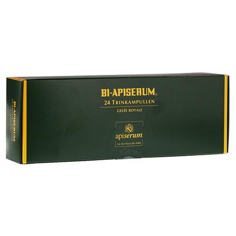 BI-APISERUM Trinkampullen mit Gelee Royale 24x5 Milliliter