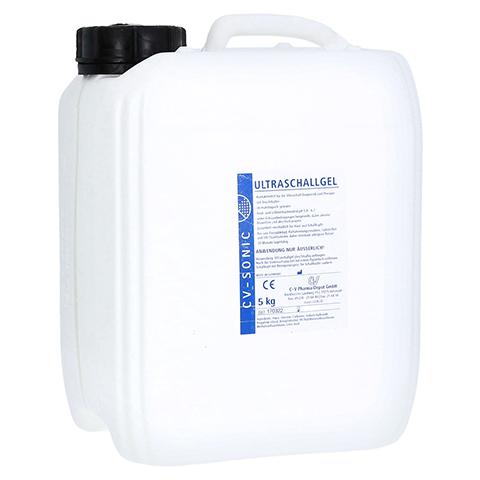 ULTRASCHALLGEL Kanister 5 Kilogramm