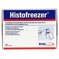HISTOFREEZER medium Dosierspray 2x80 Milliliter - Vorderseite