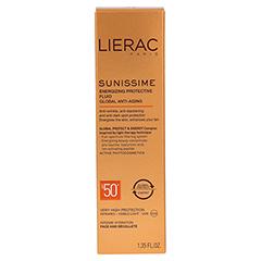 LIERAC Sunissime Gesicht LSF 50+ Creme 40 Milliliter - Vorderseite