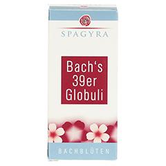 BACHBLÜTEN Bach's 39er Globuli 10 Gramm - Vorderseite