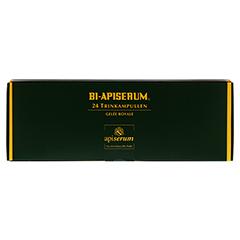 BI-APISERUM Trinkampullen mit Gelee Royale 24x5 Milliliter - Vorderseite