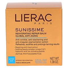 LIERAC Sunissime Apres Gesicht Balsam 40 Milliliter - Vorderseite