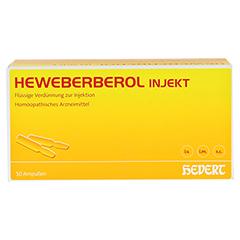 HEWEBERBEROL injekt Ampullen 50 Stück N2 - Vorderseite
