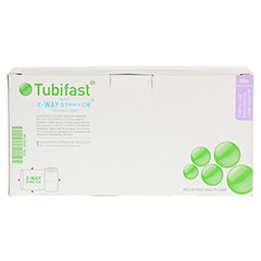TUBIFAST 2-Way Stretch 20 cmx10 m violett 1 Stück - Vorderseite