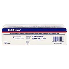 HISTOFREEZER medium Dosierspray 2x80 Milliliter - Linke Seite