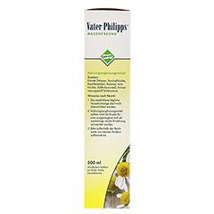 VATER PHILIPPS Magenfreund Liquidum 500 Milliliter - Linke Seite
