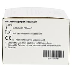 KINDERLAX elektrolytfrei Plv.z.Her.e.Lsg.z.Einn. 30 Stück - Linke Seite