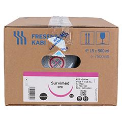 SURVIMED OPD Easy Bag 15x500 Milliliter - Linke Seite