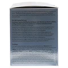 SATIOSTAT Granulat Drink Vanille 10x27 Gramm - Linke Seite