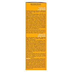 BIODERMA Photoderm KID Sonnenmilch SPF 50+ 100 Milliliter - Linke Seite